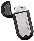 Зажигалка TRUE UTILITY FireWire Oval Lighter