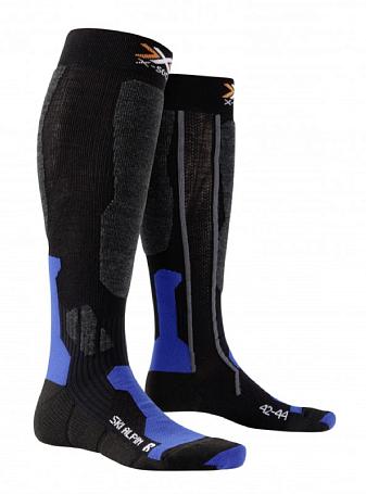 Купить Носки X-Bionic 2016-17 X-SOCKS SKI ALPIN B040 / Черный, Носки, 1277677