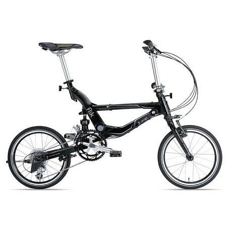 Купить Велосипед JANGO Jango18V18 Черный Складные велосипеды 829263