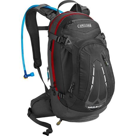 Купить Рюкзак CamelBak M.U.L.E. NV 12L Black/Charcoal Рюкзаки туристические 1146622