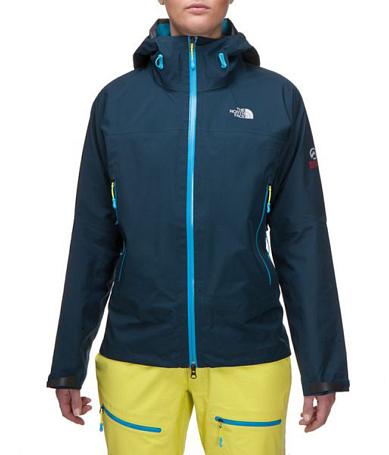 Купить Куртка туристическая THE NORTH FACE 2012-13 Summit W MINUS ONE JACKET (KODIAK BLUE) синий Одежда 851260