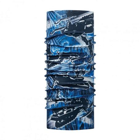 Купить Бандана BUFF Original Buff JUNIOR JUMP BLUE-BLUE-Standard/OD Банданы и шарфы ® 1343556
