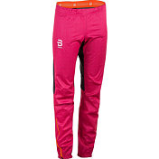 Брюки беговые Bjorn Daehlie 2019-20 Pants Power Wmn Bright Rose