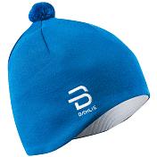 ШапкаГоловные уборы<br>Вязаная шапка Hat Earprotector с дополнительной защитой ушей для занятий зимними видами спорта. Подклад выполнен из мягкого ворсистого полиэстера. Модель универсальная и легко тянется. Плоские швы обеспечивают удобную посадку, а дышащий материал легко отводит влагу.<br><br>Состав: 70% акрил, 30% шерсть.