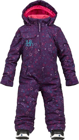 Купить Комбинезон сноубордический BURTON 2013-14 GIRLS MS ILUSN O PC STAR STRUCK Детская одежда 1021727