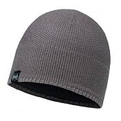 ШапкаАксессуары Buff ®<br>Теплая и мягкая шапка защитит от холода, идеально подойдет для интенсивной деятельности, такой как катание на лыжах, пешие прогулки или верховая езда.<br><br>Особенности:<br><br>- двухслойная шапка с наружным слоем из акрила и мягкой флисовой подкладкой. Сочетание этих слоев создает атмосферу подушки и поддерживает температуру<br>- обладает хорошей воздухопроницаемость и отведением влаги<br>- 100% акрил<br>Вес: 64 г