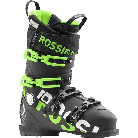 Купить Горнолыжные ботинки ROSSIGNOL 2017-18 ALLSPEED PRO 100 BLACK, Ботинки горнoлыжные, 1363772
