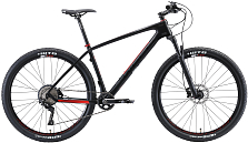 Велосипед Welt Rubicon Carbon Race 29 2020 Matt Black