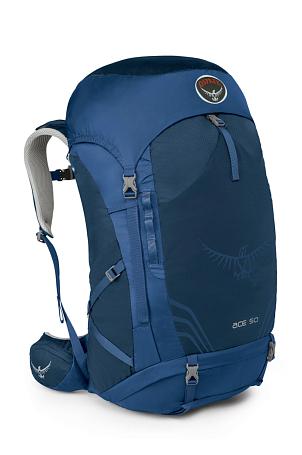 Купить Рюкзак туристический Osprey Ace 50 Paprika red Рюкзаки туристические 1181589