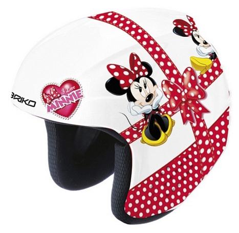 Купить Зимний Шлем Briko ROOKIE DISNEY MINNIE (F065), Шлемы для горных лыж/сноубордов, 772366
