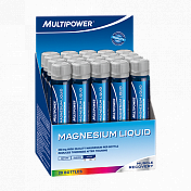 Спорт пит Multipower Magnesium Liquid 20 amp