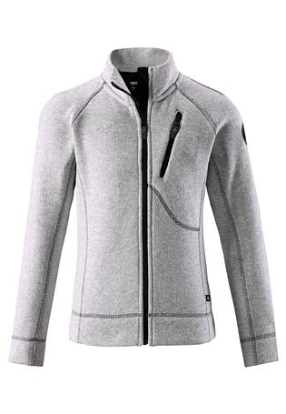 Купить Флис горнолыжный Reima 2017-18 Liina Light melange grey Детская одежда 1358832