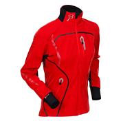 Куртка беговаяОдежда лыжная<br>Гоночная куртка выполнена из эластичной 3-х слойной мембраны Softshell с защитой от ветра и влаги. Эластичные облегченные вставки по бокам и сзади придают максимум кофорта в движении и для лучшей вентиляции. Два боковых кармана и внутренний нагрудный на молнии. Фронтальная молния на всю длину изделия. Наличие светоотражающих элементов, вставок материала Thermodream для лучшего комфорта и движения.<br><br>Состав:&amp;nbsp;&amp;nbsp;100% полиэстер.<br><br>Пол: Мужской<br>Возраст: Взрослый<br>Вид: куртка