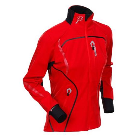 Купить Куртка беговая Bjorn Daehlie Jacket LEGEND Formula One/Black (красный/черный) Одежда лыжная 858566