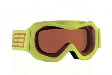 Очки горнолыжныеОчки горнолыжные<br>Детская маска с обновлённым дизайном, расчитанная на мальчиков 6-10 лет.<br>Одинарная линза надёжно защитит глаза ребёнка от снега, ветра, ультрафиолета. <br>Маска совместима с любыми шлемами.<br>