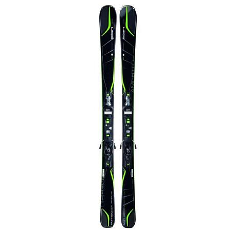 Купить Горные лыжи с креплениями Elan 2014-15 ALL MOUNTAIN AMPHIBO Amphibio 88 XTi Fusion+ELX 12 WB, лыжи, 1121044