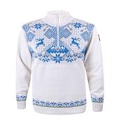 Свитер для активного отдыха Kama 2015-16 1093 white