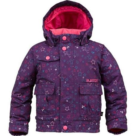 Купить Куртка сноубордическая BURTON 2013-14 GIRLS MS TWIST JK STAR STRUCK, Детская одежда, 1021728