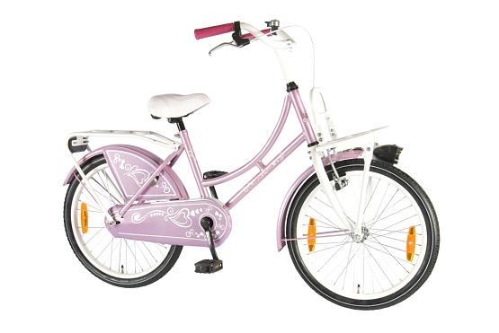 Купить Велосипед VOLARE Oma Girl 2014 Бледно-розовый, 6-9 лет (колеса 20 ), 1321776
