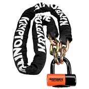 Замок велосипедный Kryptonite Chains New York Chain 1217 (12mm x 170cm) with EVS4 Disc 14mm Shackle -