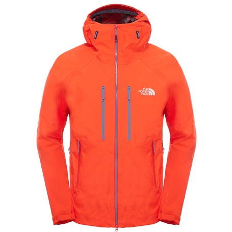 Куртка туристическая THE NORTH FACE 2016 M FRONT POINT JACKET FIERY RED