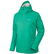 Куртка для активного отдыха Salewa 2018 PUEZ (AQUA 3) PTX W JKT peacock green