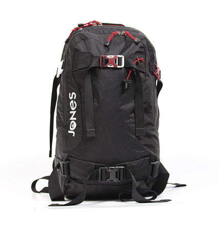 Рюкзак Jones BACKPACK 30 L BLACK