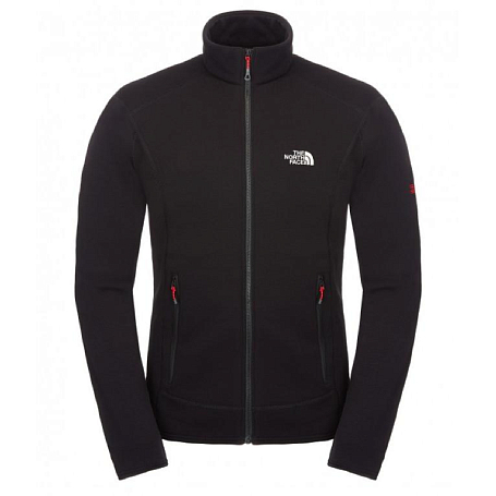 Жакет туристический THE NORTH FACE Summit M FLUX POWER STR JKT TNF BLACK TNFBLACK