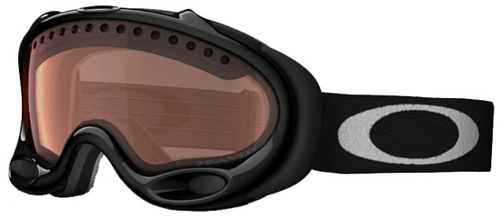 Купить Очки горнолыжные Oakley A-Frame snow jet blk vr28 polariz 618824