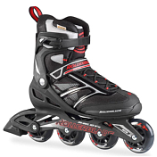 ��������� ������ Rollerblade 2016 Zetrablade Black/red / ׸����/�������