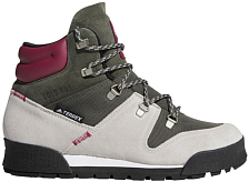 Ботинки Adidas Terrex Snowpitch Legend Earth/Metal Grey/Power Berry