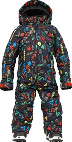 Купить Комбинезон сноубордический BURTON 2013-14 BOYS MS STRIKR O PC ICONIC Детская одежда 1021892