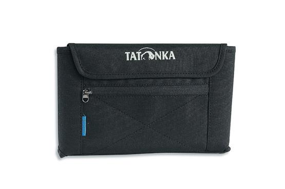 Купить Кошелек TATONKA Travel Wallet black Кошельки 1246263