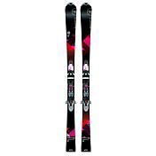 Горные лыжи с креплениями ROSSIGNOL 2015-16 UNIQUE 6/XEL SAPH 110 B83 (RAEIC01+RCED056)