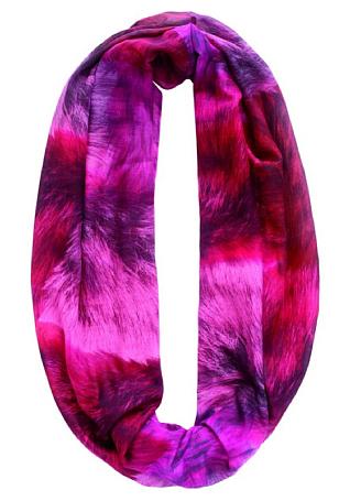 Купить Шарф BUFF URBAN Varsity IXEK FUCHSIA RED Банданы и шарфы Buff ® 1080471