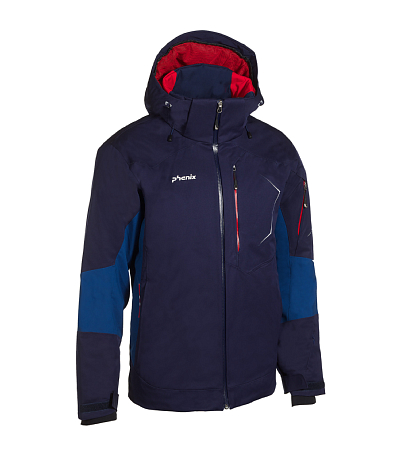 Купить Куртка горнолыжная PHENIX 2016-17 Duke Jacket NV Одежда 1308948