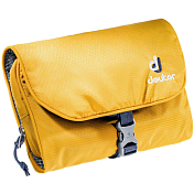 Косметичка Deuter 2020 Wash Bag I Curry/Navy