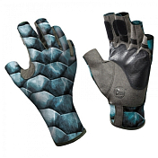 Перчатки рыболовные BUFF Angler Gloves BUFF ANGLER II GLOVES BUFF TARPON SCALES L/XL